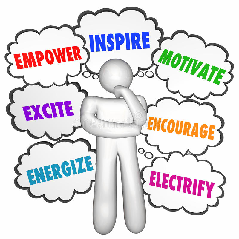 motiveren en inspireren